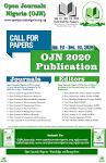 Open Journals Nigeria