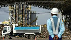 Shinagawa Incineration Plant In Tokyo Converts Rubbish Into