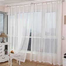 white sheer curtains 96