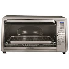black decker cto6335s stainless steel countertop convection oven