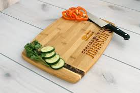 personalized cutting board cutting board wedding gift cb bamm cooking with
