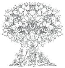 Free Enchanted Forest Coloring Pages At Getdrawingscom Free For