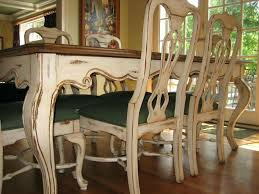 antique dining table updated with chalk paint grant in painting chairs kitchen and ideas chalk paint for kitchen table