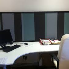office pinboard. fun striped pinboard perfect notice board for a home office f