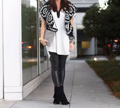spanx must have faux leather leggings