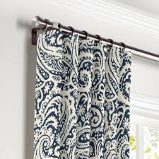 Navy Blue Patterned Curtains Stunning Lovable Navy And White Patterned Curtains Designs With Elegant Navy