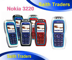 Nokia 3220 Unlocked Mobile Phone ...