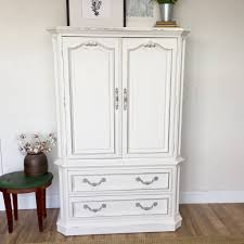 white furniture shabby chic.  Chic White Armoire U2013 Shabby Chic Furniture And