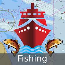 Gps Fishing Maps By Bist Llc