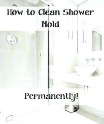 get rid of mold in shower clean mold in shower clean mold in shower how get
