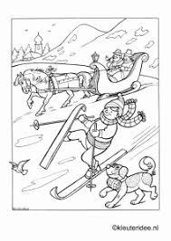 Kleurplaat Poppetje Luxe 79 Beste Afbeeldingen Van Thema Winter
