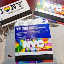 Mta Metrocard Design Pride Metrocards Decorated 1 Trains Are Here See The