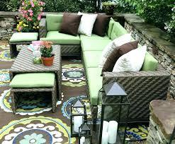 sunbrella patio furniture outdoor furniture inspirational outdoor furniture and 8 piece sectional set with cushions custom outdoor furniture outdoor