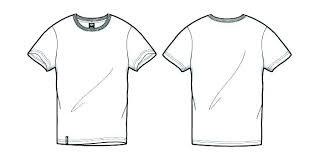 T Shirt Illustrator Template Jgraphicsco