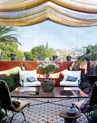 Charming Morocco Style Patio Designs  EPSON MFP Image
