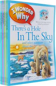 i wonder why book series educational books children gift goo bag