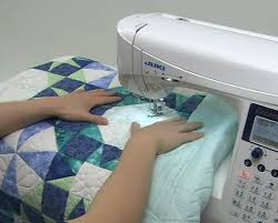 Quilting and sewing is easy with the Juki F600 Exceed. Find your ... & Juki - Domestic Computer Sewing Machine with Patterns 225 Stitch Patterns,  44 Letter Sewing Capability to sew from light to heavy weight materials Box  Feed ... Adamdwight.com