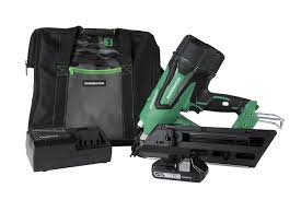 metabo hpt nr1890dcm 18v cordless paper strip framing nailer nr1890dcm