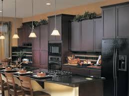 kitchen color ideas with oak cabinets and black appliances. Full Size Of Kitchen:slate Appliances With Oak Cabinets Kitchen Color Schemes Black Ideas And O