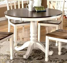 white wood round dining table white lacquer wooden round dining table with one leg round white