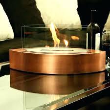 ethanol fireplace coffee table nu flame tabletop indoor outdoor bio
