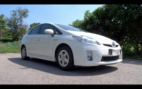 2011 Toyota Prius Start-Up, Full Vehicle Tour, and Test Drive ...