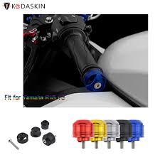 <b>KODASKIN</b> Yamaha YZF R15 V3 Aluminum <b>Handle Bar</b> End Plug ...