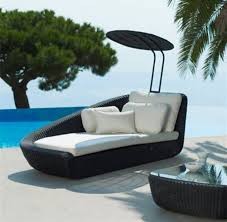 outdoor lounge chair with canopy new home interior