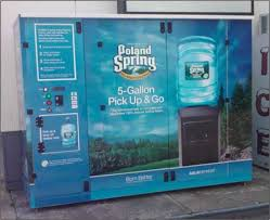 Bottled Water Vending Machines For Sale Impressive Water Veterans Create 48Gal Bottle Vending System Nestlé Waters