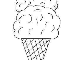 empty ice cream cone coloring page. Simple Cream Full Size Of Free Printable Ice Cream Cone Coloring Pages Empty Page Smile Colouring  Sheets Printab Throughout O