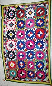 31 best Ralli Quilts - India images on Pinterest   Patchwork, Asia ... & patchwork ralli quilt Adamdwight.com