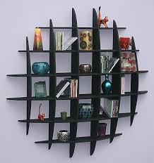 dvd cd storage rack wall mounted unit