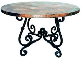 wrought iron coffee table base wrought iron coffee tables bases wrought iron table bases round coffee