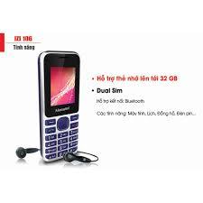 XẢ KHO] Điện thoại Masstel Izi 106 - Hàng chính hãng bảo hành 12 tháng