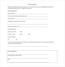 free receipt form petrol bill receipt format hienle