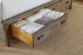 rustic platform beds with storage. Perfect Platform Image Of Rustic Platform Queen Bed For Beds With Storage D