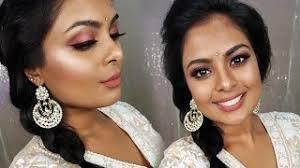 indian wedding guest makeup tutorial