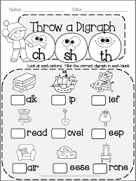Order hard copies of our phonics. Phonics Practice Test Blends And Digraphs Worksheets 99worksheets