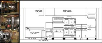 restaurant kitchen layout. Wonderful Kitchen Small Commercial Kitchen Design Blue Print Floor  Plan Layout With Restaurant