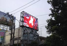 outdoor curtain led screen for philippines