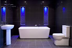 gallery lighting ideas small bathroom. Popular Bathroom Led Lighting Design And In Tiles Lights Gallery Ideas Small