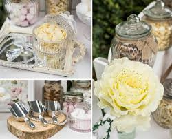 Glass Jar Table Decorations Wedding Dessert Table Decorations Scoops Jars Trays 50
