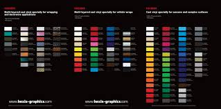 Vinyl Wrap Color Chart 67 Up To Date Car Tint Color Chart