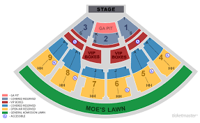 Walnut Creek Amphitheatre Covered Seating Chart Tailgating At Walnut Creek Amphitheatre 2019