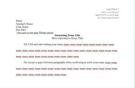 Proper Mla Format Heading Proper Mla Essay Headings Mla Essay Format Title Headings