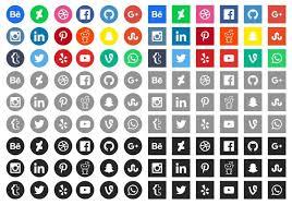 social media logos. free social media icons logos m