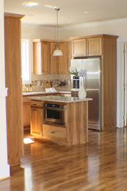 40 ideas for naturally beautiful hickory cabinets in the kitchen kitchen 17 40