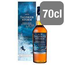 talisker storm malt whisky 70cl