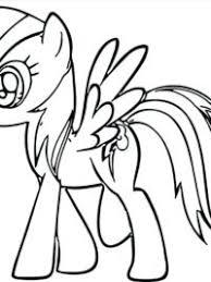20 Gratis Te Printen My Little Pony Kleurplaten Topkleurplaatnl