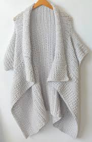 Crochet Cardigan Pattern Inspiration Cascading Kimono Cardigan Crochet Pattern Mama In A Stitch